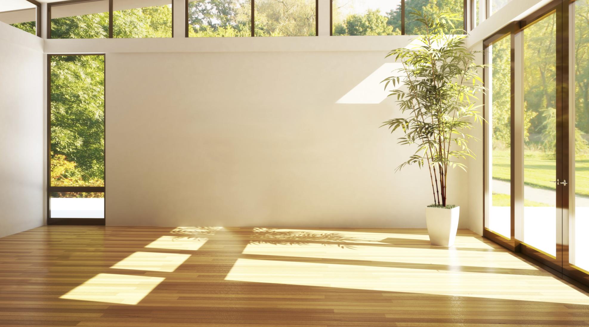Hardwood flooring simply beautiful